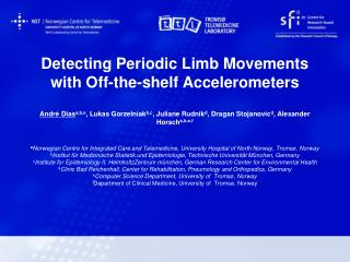 Periodic Limb movements