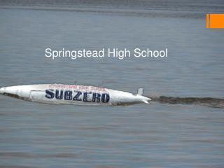 Springstead High School