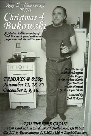 C hristmas  4 Bukowski