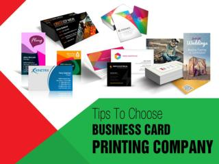 Tips to Choose Printing Services in Cardiff
