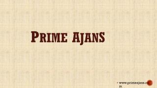 P RIME  A JAN S