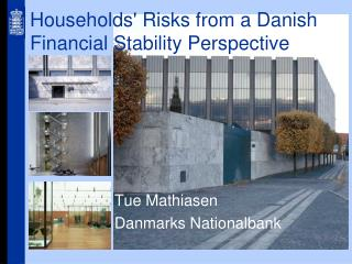 Households' Risks from a Danish Financial Stability Perspective