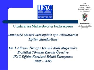 Uluslararası Muhasebeciler Federasyonu