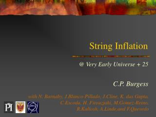 String Inflation
