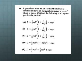 Two-Body Central-Force Problems