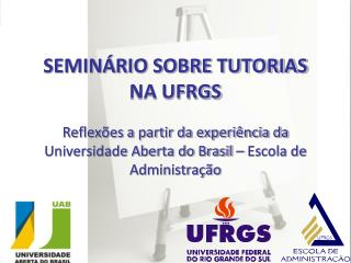 CURSOS EAD/ UAB