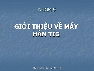 NHÓM 9