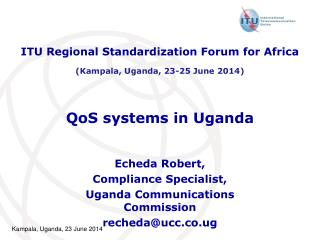 QoS systems in Uganda