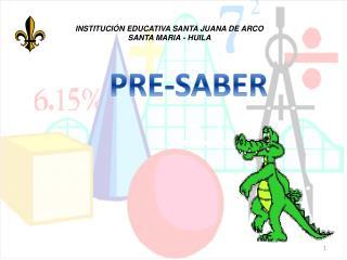PRE-SABER