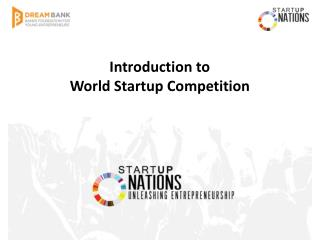 Introduction to World Startup Competition