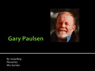 "PPT - ""Stop the Sun"" by Gary Paulsen PowerPoint Presentation - ID ..."