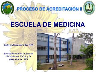 PROCESO DE ACREDITACIÓN II