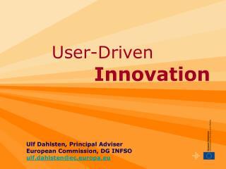 User-Driven