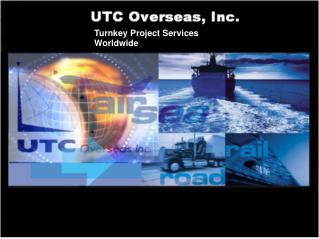 Turnkey Project Services Worldwide