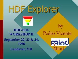 HDF Explorer