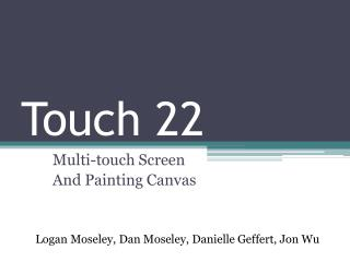 Touch 22