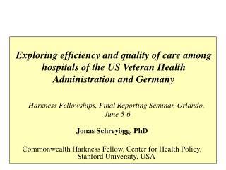Jonas Schreyögg, PhD