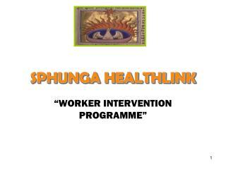 SPHUNGA HEALTHLINK