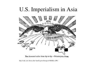 U.S. Imperialism in Asia
