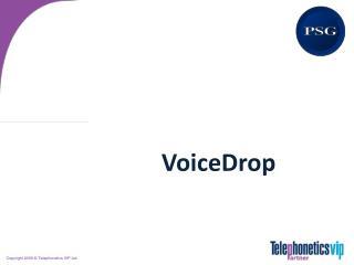VoiceDrop