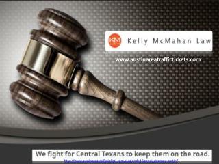 Suspended License Attorney Austin