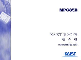MPC850