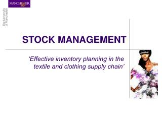 STOCK MANAGEMENT