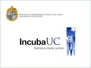 Descripción Incubadora de Negocios de la Pontificia Universidad Católica de  Chile.
