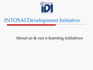 INTOSAI Development Initiative