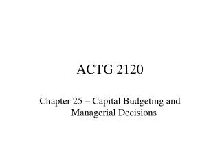 ACTG 2120