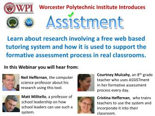 Worcester Polytechnic Institute Introduces
