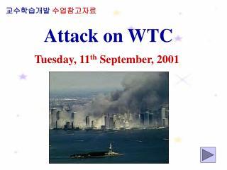 Attack on WTC