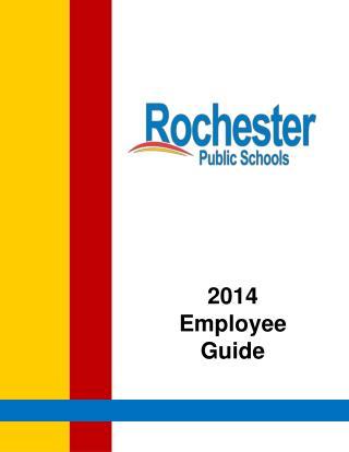 2014 Employee Guide