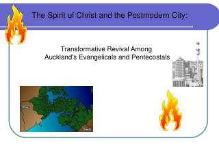 The Spirit of Christ and the Postmodern City: