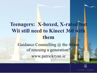Teenagers:  X-boxed, X-rated but Wii still need to Kinect 360 with them