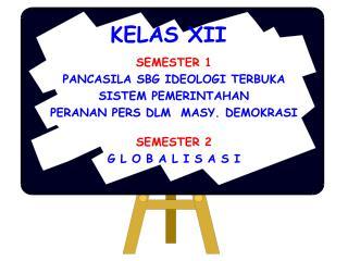 KELAS XII
