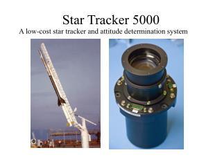 Star Tracker 5000