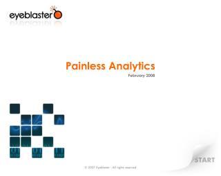 Painless Analytics