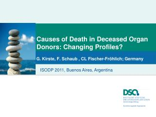 Causes of Death in Deceased Organ Donors: Changing Profiles?