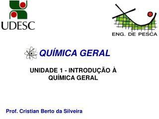 Prof. Cristian Berto da Silveira