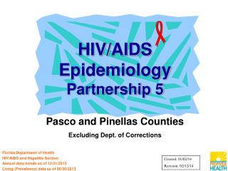 HIV/AIDS Epidemiology Partnership 5