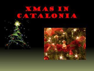 XMAS IN CATALONIA