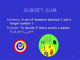 SUBSET-SUM