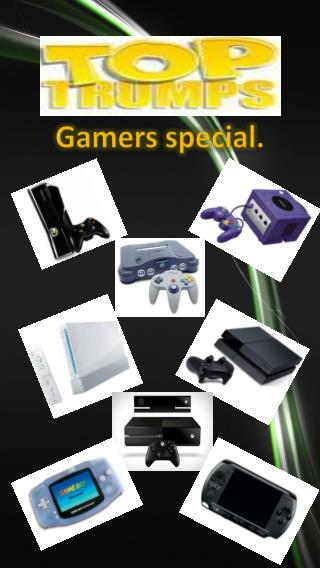 Gamers special .