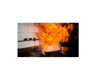 Sådan undgår du brand ved komfuret