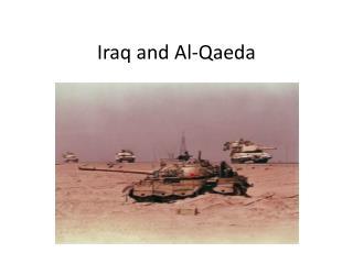 Iraq and Al-Qaeda