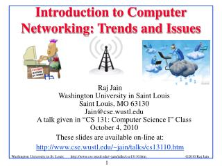 Introduction to Computer Networking: Trends and Issues
