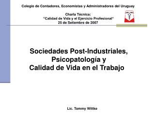 Colegio de Contadores, Economistas y Administradores del Uruguay