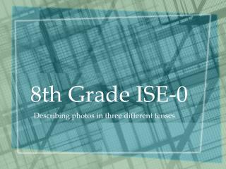 8th Grade ISE-0