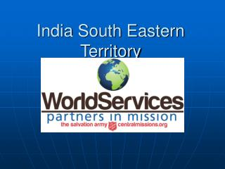 India South Eastern Territory